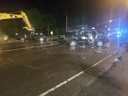 three seriously injured in danbury head on collision