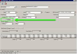Accounting Make A General Ledger Account Inactive Ids Astra