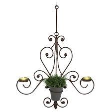 chandelier 27 in w x 6 in d x 36 in h metal