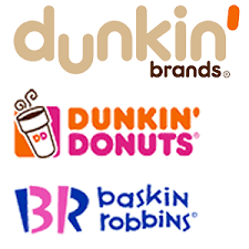 dunkin donuts logo transparent. Brilliant Donuts Dunkinu0027 Brands Logo Throughout Dunkin Donuts Transparent O