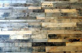 reclaimed wood pallet boards paneling wall panels l and stick reclaimed and recycled pallet board wall paneling wood