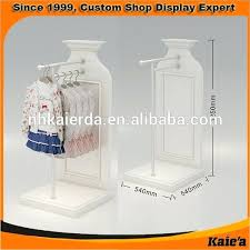 Baby Dress Display Stand Interesting Childrens Garment Rack Handmade Children Wooden Clothing Rack Timber