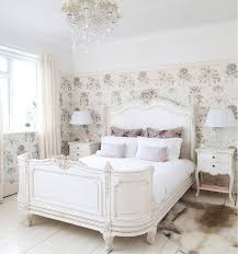 Image Furniture Gorgeous Sleigh Bed And Botanical Wallpaper Homebnc 30 Best French Country Bedroom Decor And Design Ideas For 2019