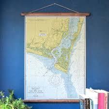 Tide Chart Wilmington North Carolina Cape Fear River To Wilmington Nc 1950