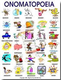 Figurative Language Onomotopeia Lessons Tes Teach