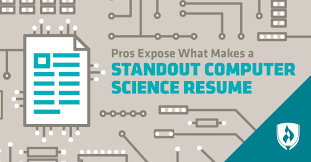 Pros Expose What Makes A Standout Computer Science Resume