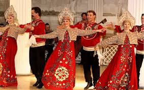 traditional russian folk show buffet and drinks russian folk dances click to enlarge