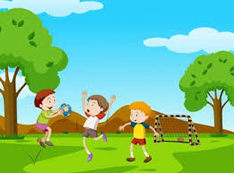 playing cartoon children playing vectors photos and psd files free download