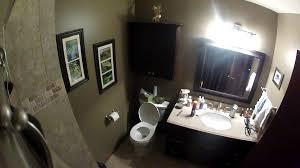 Real housewife flashing plumber spy