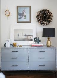 Captivating Gray Dresser With Juju Hat