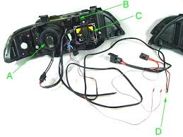 audi a3 xenon wiring diagram askyourprice me audi a3 xenon wiring diagram 5 series projector angel halo headlight optional led ring wiring