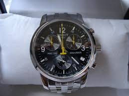 """men s tissot prc200 chronograph watch t17158652 watch shop comâ""""¢ the tissot prc200 has amazing design and several functions it comes in a pretty bundle and the box is well arranged the watch is a great combination of"""