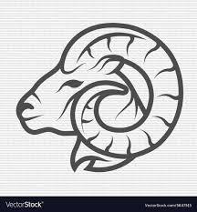 ram logo vector. Wonderful Vector Ram Symbol Logo Emblem Vector Image With Logo Vector L