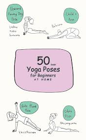 Sivananda Yoga Asana Chart 50 Different Yoga Asanas That Every Beginner Should Know