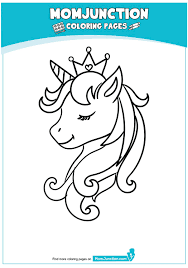 Most of them show many realistic elements and only few of them you can color the unicorn's wings using bright striking color like yellow, while giving its spiraling horn with darker color. Beautiful Unicorn Head Coloring Page In 2020 Unicorn Coloring Pages Coloring Pages Disney Coloring Pages