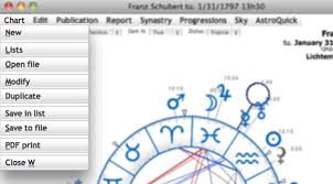 Natal Chart Software Menus Birth Chart Astrological Software Astroquick 7 Web For