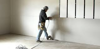 drywall installation in coquitlam