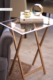 diy accent table the house that lars