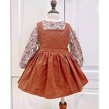 Set váy áo rời bé gái 1-8 tuổi, thời trang thiết kế cao cấp cho bé từ  6-32kg chính hãng 159,000đ