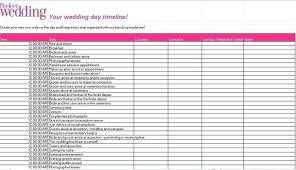 Printable Wedding Guest List Organizer Free Wedding Guest List Template Printable Master Synonym