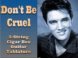 Image result for Don't Be Cruel