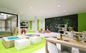 Interior Design Schools In Utah Extraordinary Minimalist Kindergarten Design With Modern Architecture And Interior
