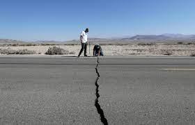 7.1 magnitude earthquake