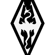 Изображение - Skyrim logo.png | The Elder Scrolls Wiki | FANDOM ...