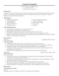 Resume Objective For All Jobs Directory Resume