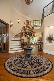 entryway flooring ideas waterproof kitchens orange entry foyer rugs curtains round way luxury floor decoration fabulous your decor brown with ceiling lights