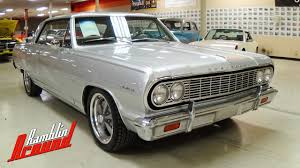 1964 Chevrolet Malibu SS Hotchkis Suspension Baer Brakes - Nicely ...