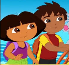 image dora and diego 2 jpg dora the explorer wiki fandom