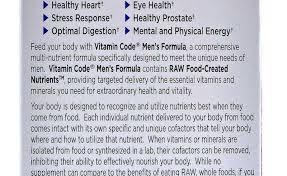 garden of life vitamin code men. Garden Of Life Vitamin Code Men - Zhis.me