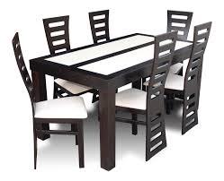 Holztisch Stühle Stuhl Tische Set Tisch Polster Holztisch