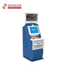 Coin Vending Machine Sbi Impressive Dual Double Screen Sbi Atm Banking Finacial Payment Gambling Kiosk