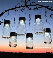 diy solar lights to candles mason jars string 16 charming upcycled outdoor spring lighting ideas