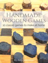 Homemade Wooden Games Handmade Wooden Games SchneiderPeeps 61