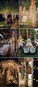 outdoor tree lighting ideas. Ideas Fairy Lights In Trees Wedding Hanging For Stirring Decoration Outdoor Tree Lighting R