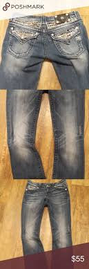 Miss Me Jeans Size Chart 36