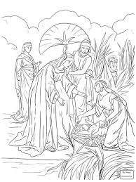 34 Bible Coloring Pages Moses Printable Moses Coloring Pages