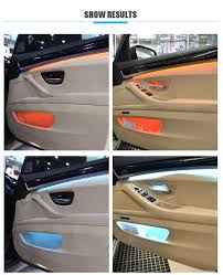 How To Change Bmw Interior Lights Color What Is The 3 Colors Led Ambient Lighting For Bmw 5 Series