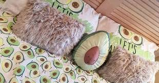 george at asda are now ing an avocado themed bedding range and customers are going crazy for it mirror
