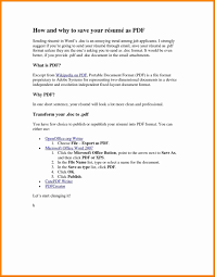 Emailing Resume What To Say Example Of Email Cover Letter To Job