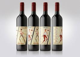 Cool Wine Labels Water Wheel Wines 5 Rounds Label Design Your Pinterest