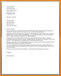 7 Real Estate Cover Letter The Stuffedolive Restaurant