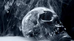Skull Wallpaper For Bedroom 27 Scary Backgrounds Wallpapers Images Pictures Design