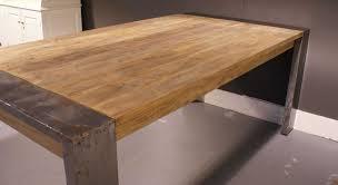 Esstisch Holz Stahl Industriedesign 180200220240cm Online