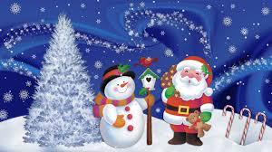 Christmas Scenes Wallpapers (46+ ...