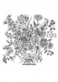 Fiori E Vegetazione 3339 Fiori E Vegetazione Disegni Da Colorare
