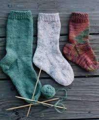 Sock Knitting Pattern Simple Knitting Pure And Simple Sock Patterns 48 Easy Children's Socks
